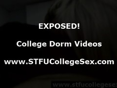 Black And Ebony;Blowjob;College;Group..